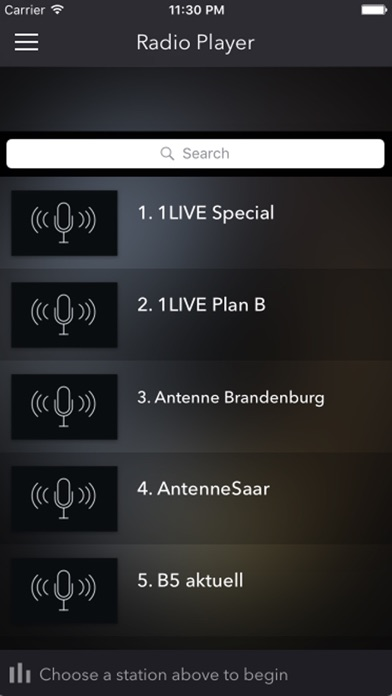 Germany Radios - Top Stations FM Music Player live   Spanish