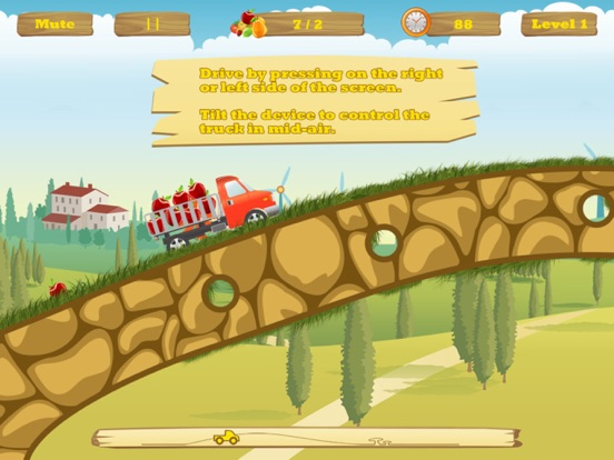 HappyTruck: Explorer для iPad