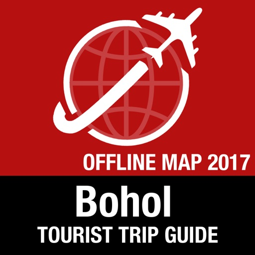 Bohol Tourist Guide + Offline Map