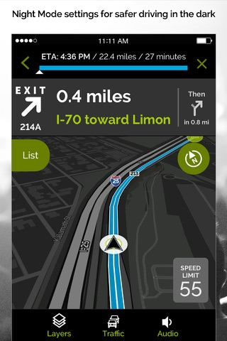 MapQuest: Navigation & Maps screenshot 2
