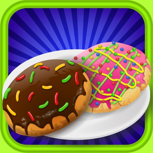 Cookie Creator - Kids Food & Cooking Salon Games