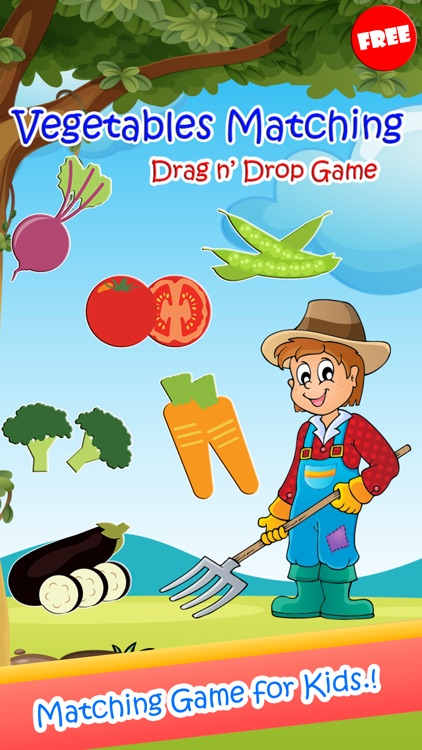 vegetables names vocabulary drag and drop games by punika