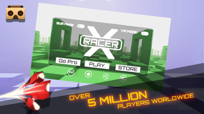 VR XRacer: Racing VR Games screenshot four