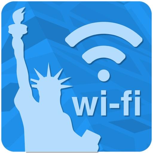 Free Wifi Nyc Map.Free Wifi New York City By Georgi Tanmazov