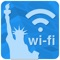 The app will give you an offline map of the very fast speed WiFi network provided by Link NYC available throughout New York City (NYC) and Manhattan