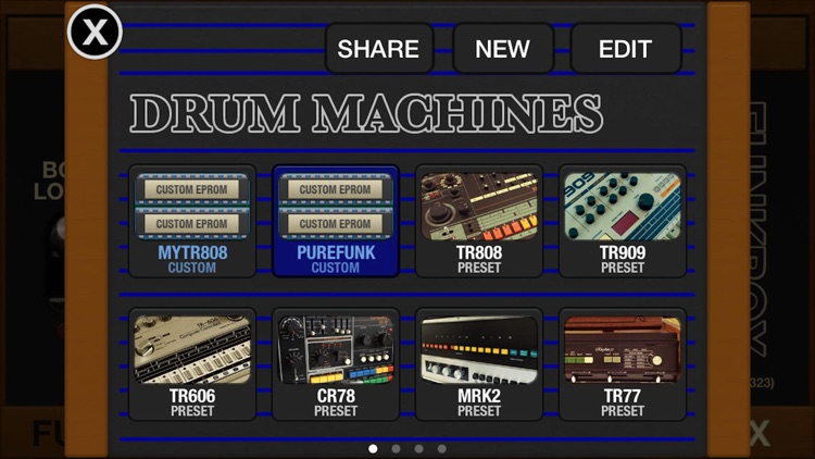 FunkBox Drum Machine screenshot-4