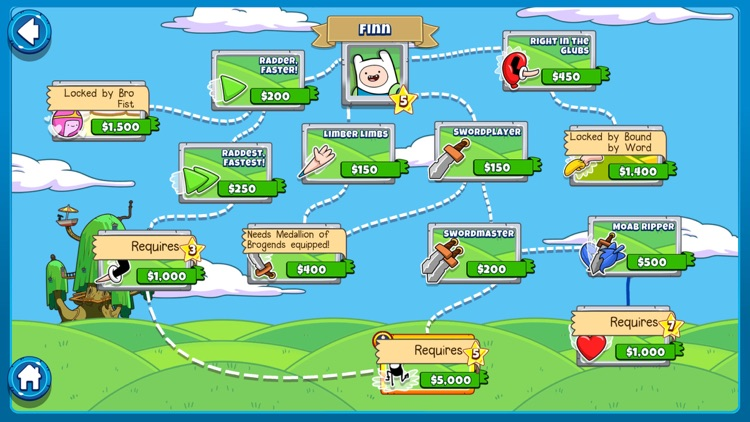 Bloons Adventure Time TD screenshot-5