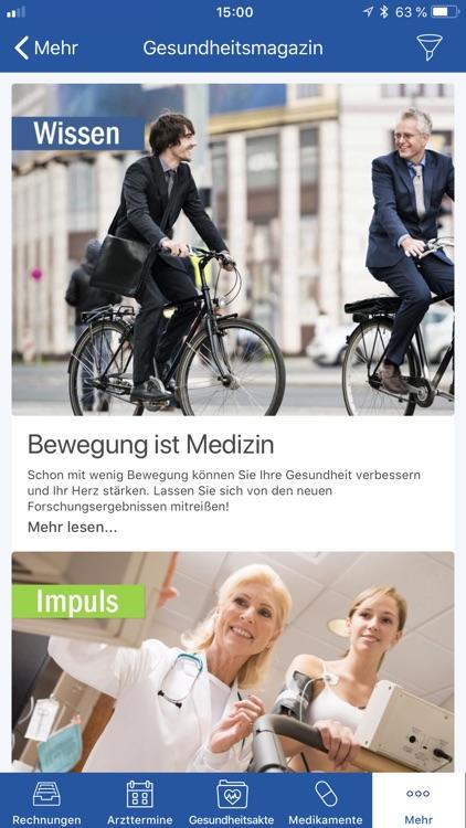 VKB - Meine Gesundheit screenshot-5