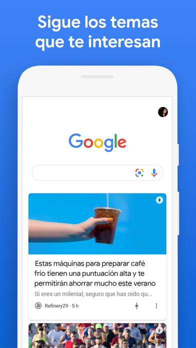 Descargar Google para Android