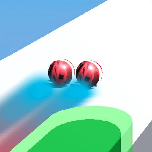 Twin Balls Run