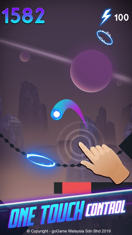 Cyber Dunk screenshot-1