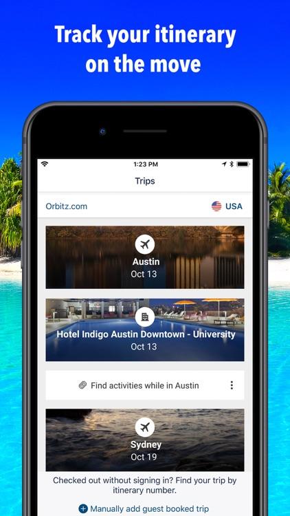 Orbitz Hotels & Flights screenshot-5