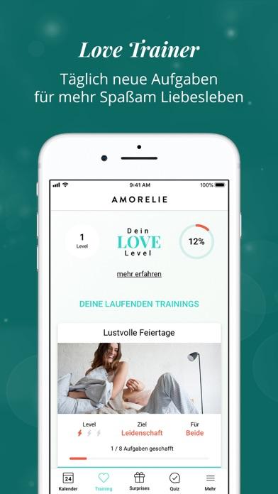 Herunterladen AMORELIE Love Trainer für Pc