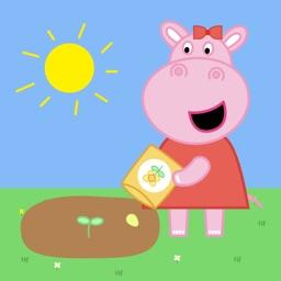 Peggy Hippo - Gardening