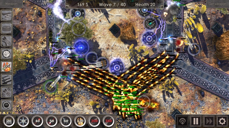 Defense Zone 3 HD screenshot-4