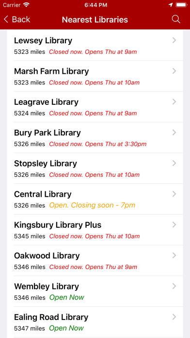 My Library App screenshot 5