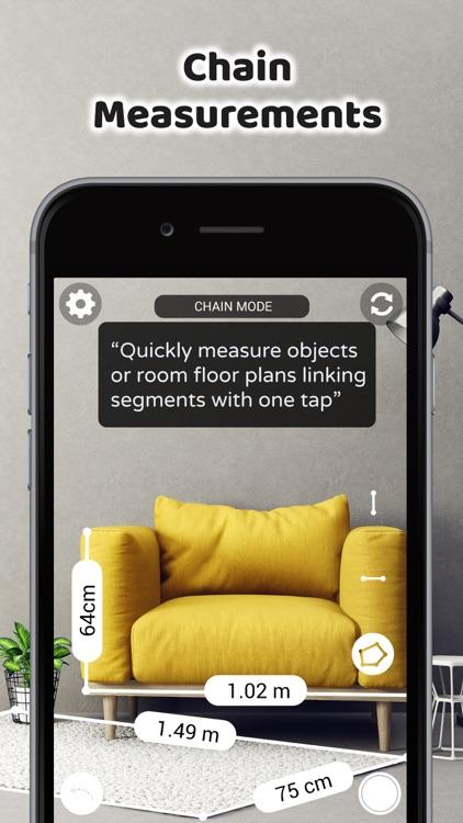 Measure Tools - AR Ruler screenshot-4