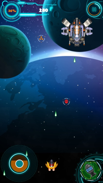 Galaxy Shooter: Alien Attack screenshot-4