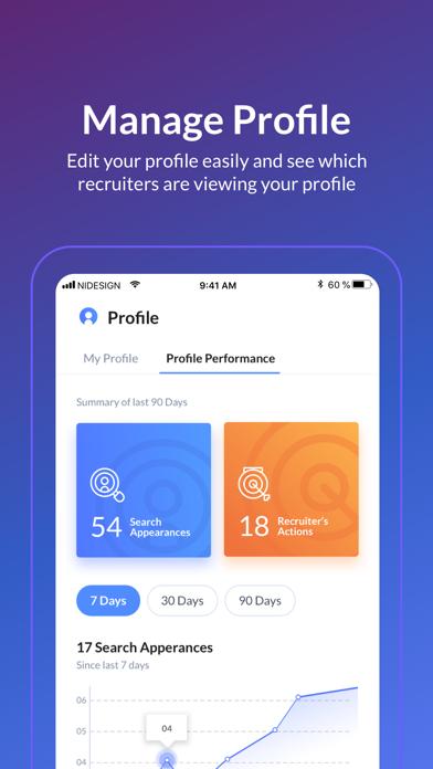 Naukri.com Job Search screenshot four