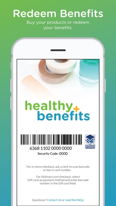 Healthy Benefits Plus by Solutran, Inc  (iOS, United States