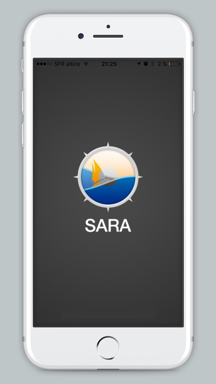 SARA - Sail Audioguide screenshot-0