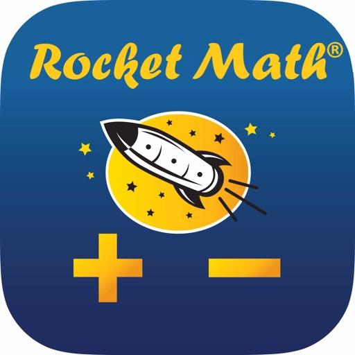 Rocket Math Add & Subtract