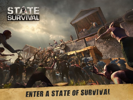 State of Survival: Zombie War screenshot 7