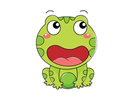 Little Frog Stickers
