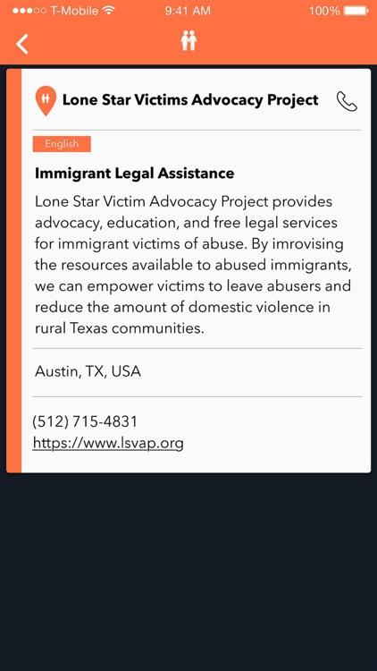 RefAid - Refugee Aid App screenshot-3