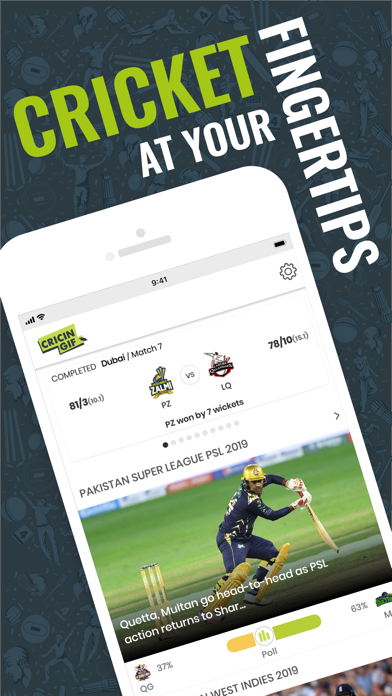 Top 10 Apps like Cricinfo - Live Cricket Scores in 2019 for