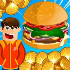Activities of Burger Money: Cooking Game