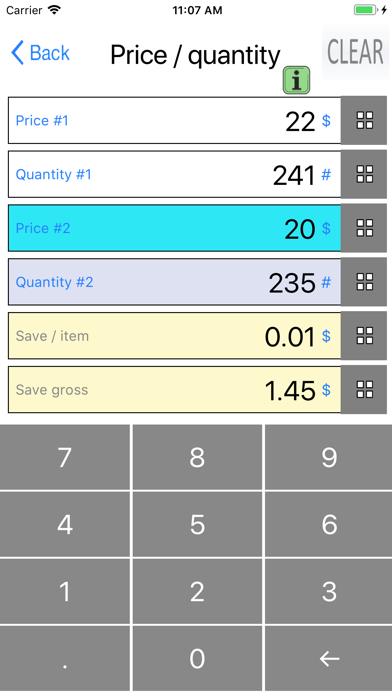 Percent, Percentage Calculator screenshot 4
