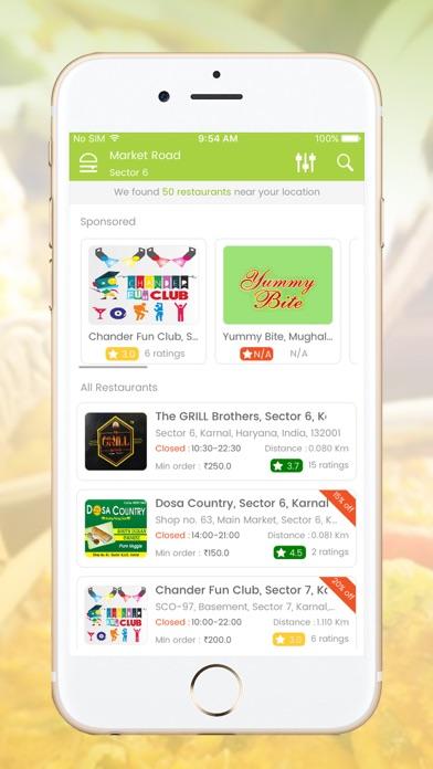 Veg Platter screenshot four