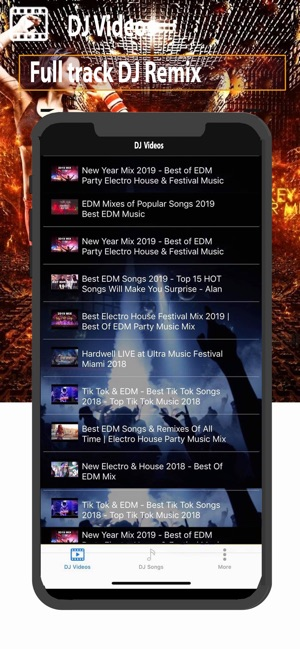 Dj nonstop - Dj remix,dj music on the App Store