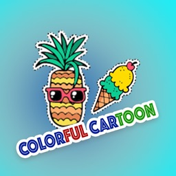 Colorful Cartoon Stickers