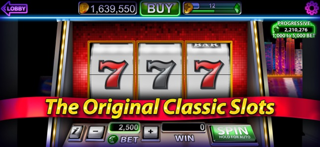 Old Vegas Slots Casino Games On The App Store