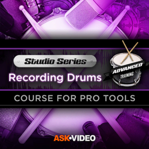 Recording Drums with ProTools