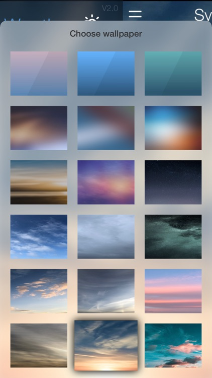 Weather Meteogram screenshot-8
