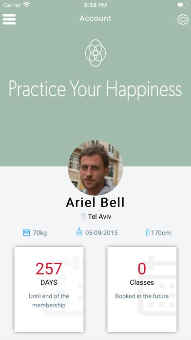 IKIGAI Practice Your Happiness screenshot 5
