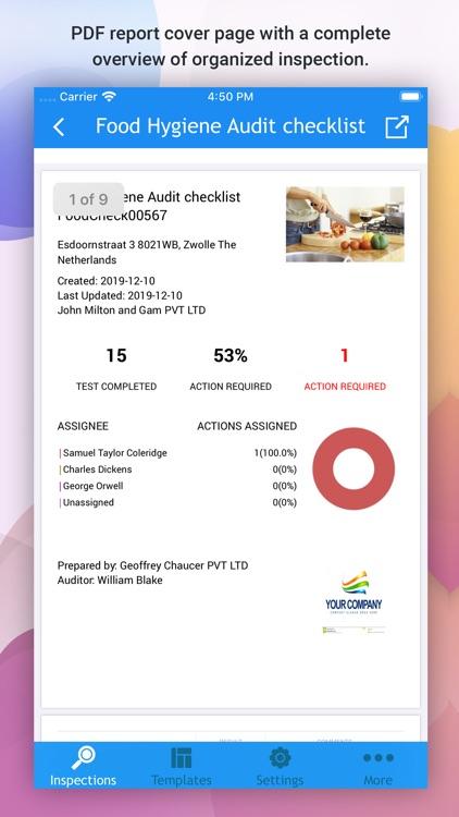 OnSite Checklist - Auditing screenshot-7