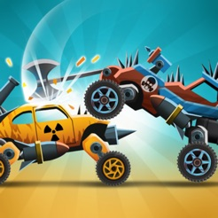 ‎War Cars: Epic Blaze Zone