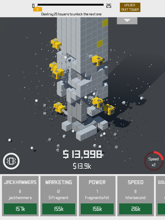 Jackhammer Tower screenshot 7