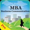 MBA Business Communication