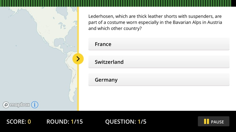 GeoBee Challenge screenshot-3
