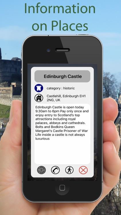 Edinburgh Looksee AR screenshot-5