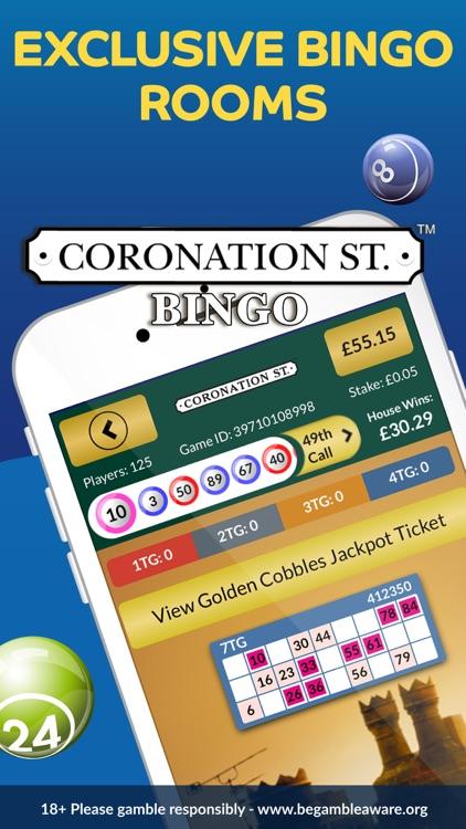 Gala Bingo: Play Bingo & Games screenshot-0