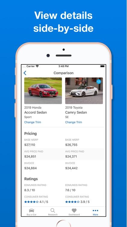 Edmunds - Shop Cars For Sale screenshot-6