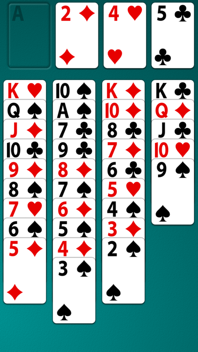 Odesys FreeCell Solit... screenshot1