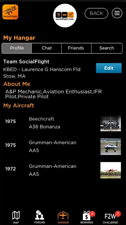 SocialFlight screenshot-6