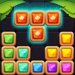 Block Puzzle: Jewel Leaf